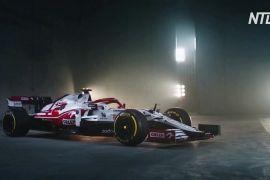 У Польщі продемонстрували болід Alfa Romeo C41 для нового сезону «Формули-1»