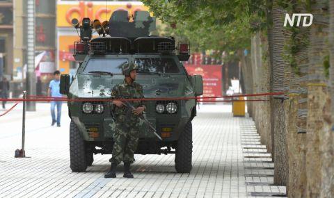Голова МЗС Великої Британії закликав ООН відправити експертів до Сіньцзяню