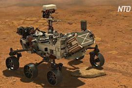 Марсохід «Наполегливість» відправив на Землю перші звуки Марса