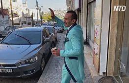 Йорданський модник: «Почуваюся стільцем, який ходить вулицями»