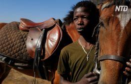 19-річний сенегальський жокей мріє про світову славу