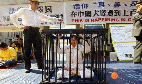 Звіт: у січні 2021 влада Китаю ув'язнила майже 200 прихильників Фалуньгун
