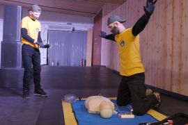 У Києві відкрили навчальний центр безпеки життєдіяльності