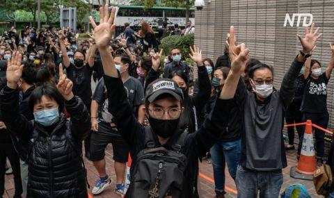 У Гонконзі судять 47 активістів за організацію праймериз