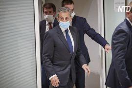 Експрезидента Франції Ніколя Саркозі визнали винним у корупції