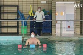 На термальному курорті в Тоскані проходять реабілітацію люди, що перенесли COVID-19