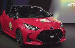 Хетчбек Toyota Yaris став найкращим автомобілем 2021 року в Європі