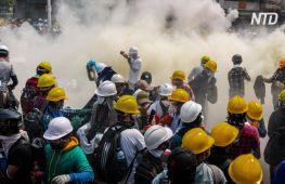 38 осіб загинуло в середу під час протестів у М'янмі