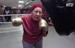 У Туреччині бабуся зайнялася боксом, щоб нокаутувати хворобу Паркінсона