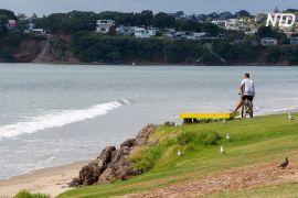 Низка землетрусів у Новій Зеландії: 25 афтершоків і загроза цунамі
