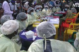 ВООЗ: ризик поширення вірусу Ебола з Гвінеї до сусідніх країн дуже великий
