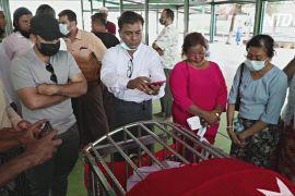 Член партії Аун Сан Су Чжі помер в ув'язненні