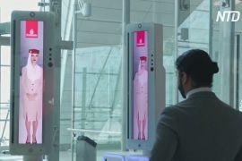 «Розумні» турнікети в аеропорту Дубая допомагають пройти паспортний контроль за секунди
