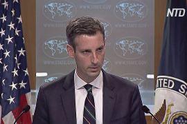 Держдепартамент США додав до «чорного списку» двох іранських чиновників