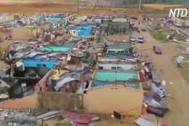 До постраждалої від вибухів Екваторіальної Гвінеї прибуває міжнародна допомога