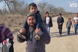 У США — найбільший за 20 років наплив мігрантів на південний кордон