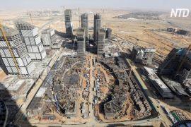 Єгипет готується відкрити нову столицю країни