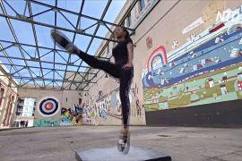 Афроамериканка, яка виконує ірландські танці, стала зіркою інтернету