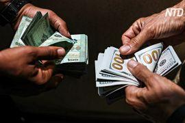 Ліванцям загрожує дефіцит харчів через падіння курсу фунта