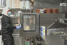 «Кухні-невидимки» — нова концепція в епоху пандемії
