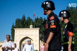 ЄС і Велика Британія наклали на окремих громадян КНР санкції за злочини в регіоні Сіньцзян