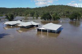 Повені в Австралії: погода налагоджується, але евакуації тривають