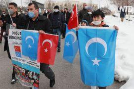 Візит китайського чиновника до Туреччини спричинив масові виступи уйгурів