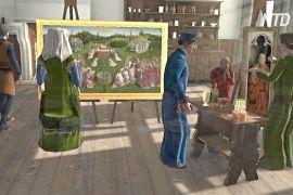 Знаменитим Гентським вівтарем можна погуляти у віртуальної реальності