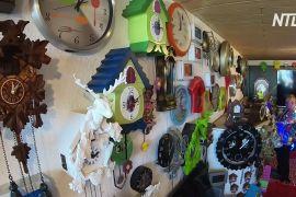 Перегони з часом: баварцеві двічі на рік доводиться переводити 365 годинників