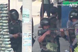 Військовики М'янми відкрили вогонь під час похорону загиблого протестувальника
