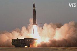 Північна Корея, імовірно, знову провела випробування балістичних ракет