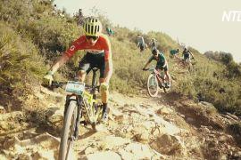 У гірських велоперегонах Mediterranean Epic перемогли італієць і швейцарка