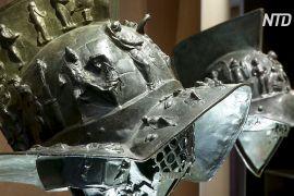 Гладіатори Стародавнього Риму: у Неаполі відкрилася тематична виставка