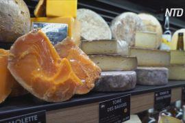 Дорогий сир став для французів розрадою під час локдауну