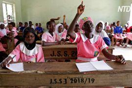 50-річна нігерійська школярка: «Учитися ніколи не пізно»