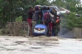 На Індонезію налетів циклон «Сероя»: близько 100 загиблих