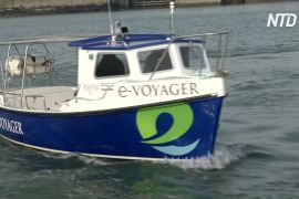 У Великій Британії з'явиться перший пасажирський катер з електродвигуном