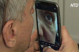 Новий тест визначає наявність коронавірусної хвороби по очах
