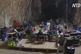 Група волонтерів має намір провести 40 днів в ізоляції в підземній печері