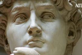 Мистецтво й технології: як у Флоренції роблять 3D-копію статуї Давида