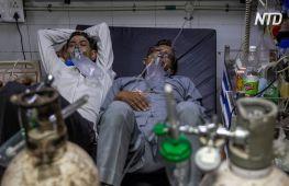 Нова хвиля коронавірусу в Індії: по два пацієнти на ліжко