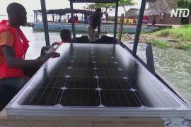 В Африці «сонячні» морозильні камери допоможуть зберігати рибу й вакцини