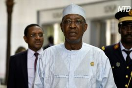 Президента Чаду вбито, армія обіцяє вибори через 18 місяців