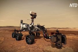 Марсохід «Наполегливість» уперше добув кисень з атмосфери Марса