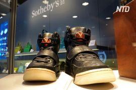 Кросівки Каньє Веста пішли з молотка за рекордні $ 1,8 млн