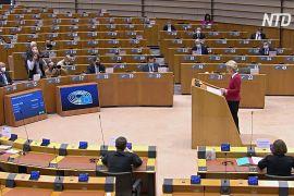 Європарламент проголосував за торговельну угоду з Великою Британією