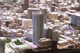 3D-модель Токіо допомагає міському плануванню й запобігає стихійним лихам