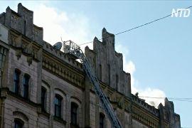 8 людей загинуло під час пожежі в ризькому нелегальному хостелі
