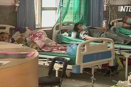 У Непалі швидко поширюється індійський штам коронавірусу
