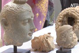 До Афганістану зі США повернулися 33 артефакти